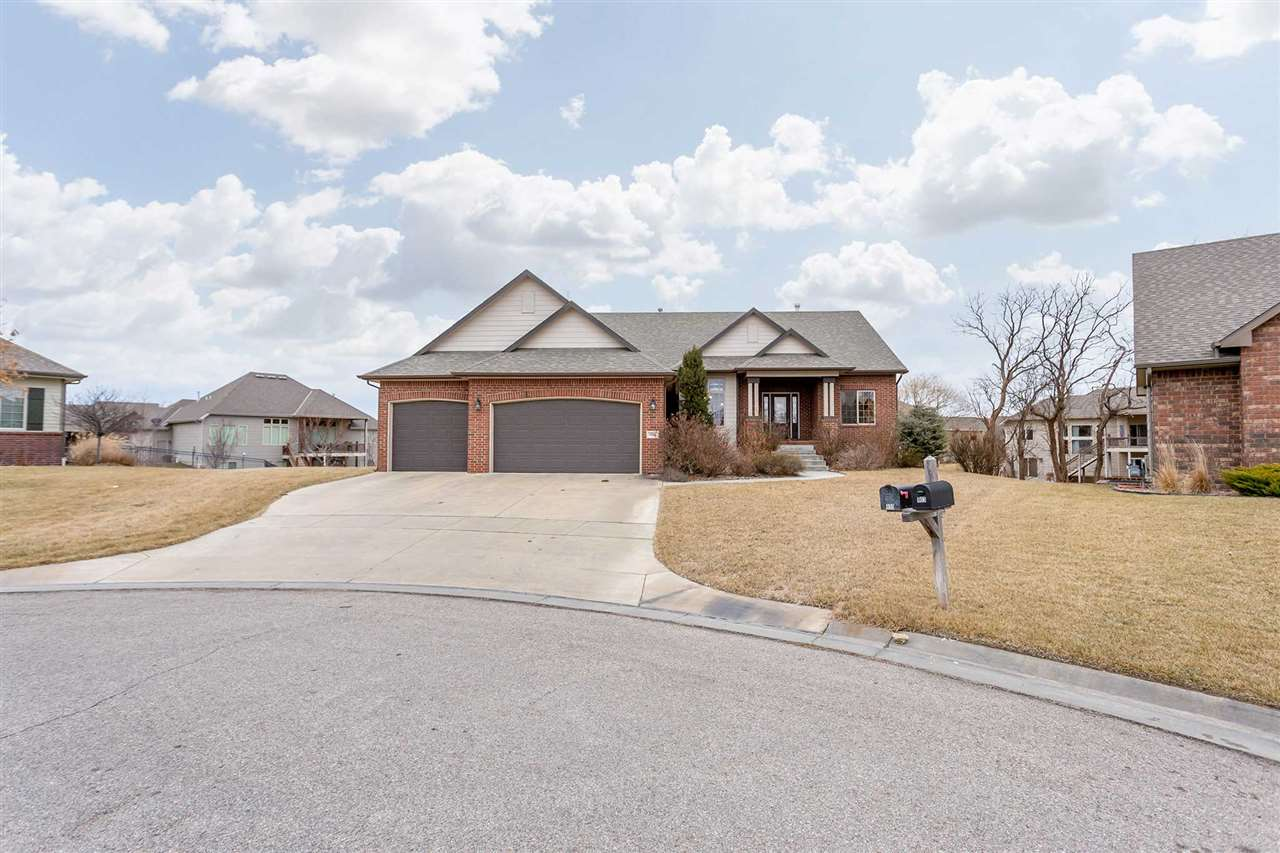 This one owner home is located in the wonderful subdivision of Crescent Lakes in Andover!!! Meticulo