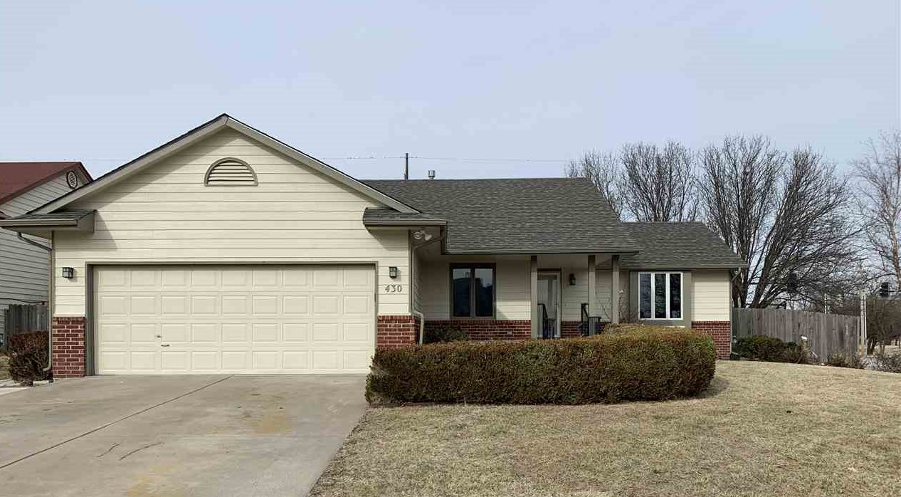 430 E Wild Plum Rd, Derby, KS, 67037