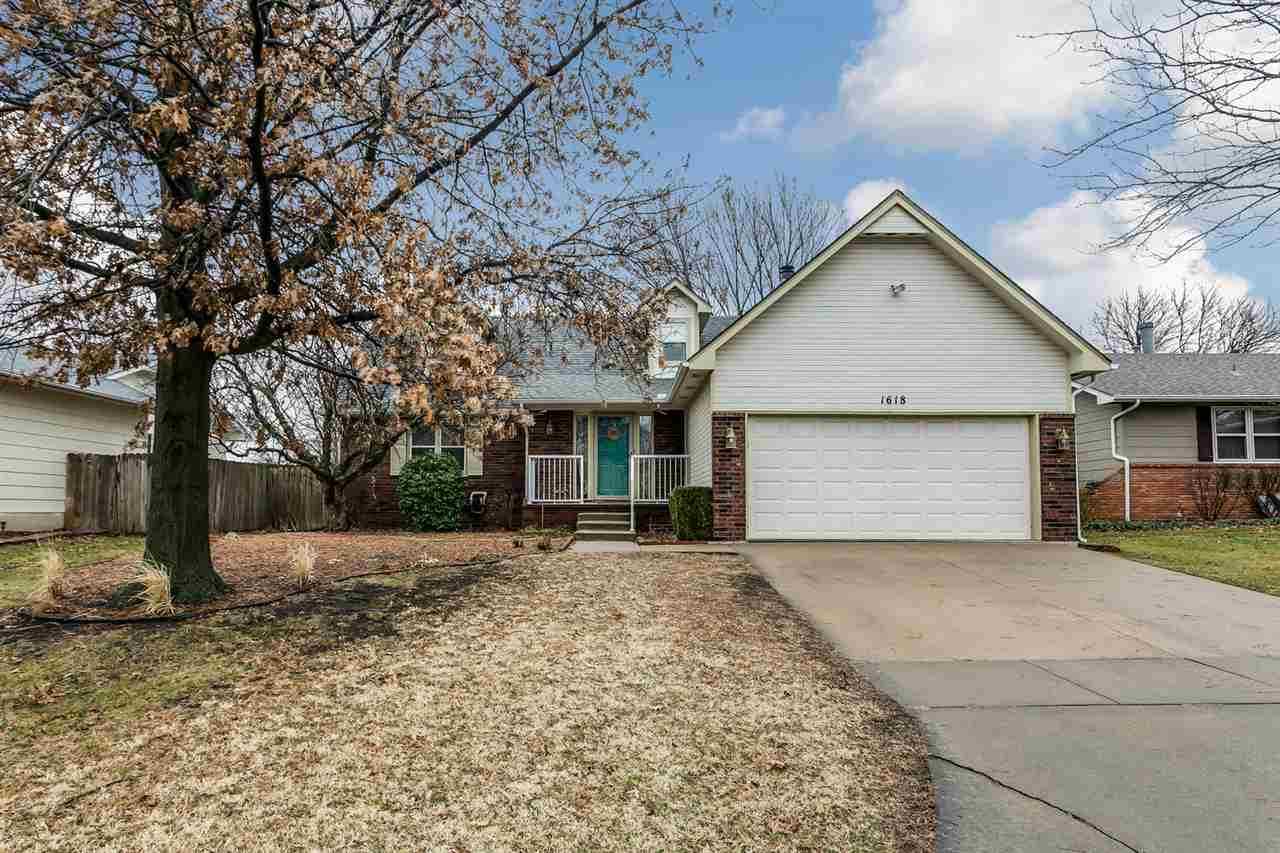 1618 S CHATEAU St, Wichita, KS, 67207