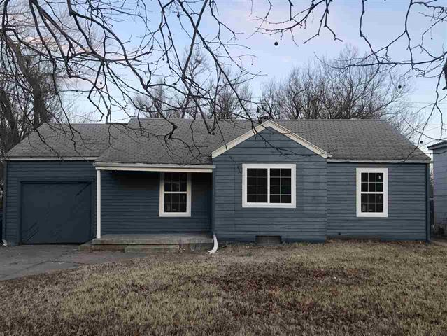 For Sale: 1540 N BELMONT ST, Wichita KS