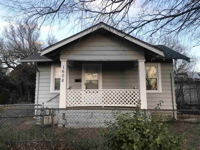 For Sale: 1608 N CHAUTAUQUA AVE, Wichita KS