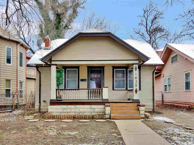 For Sale: 1625 N Park PL, Wichita KS