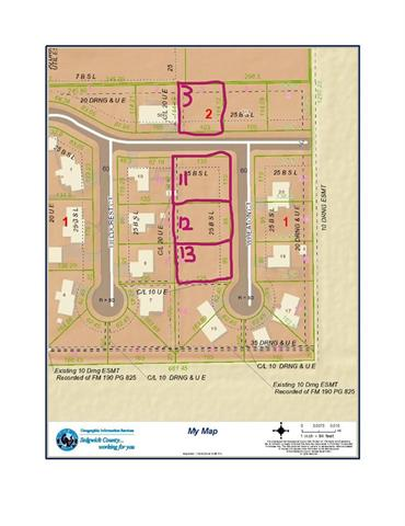 For Sale: LOT 11  BLOCK 1, Mount Hope KS
