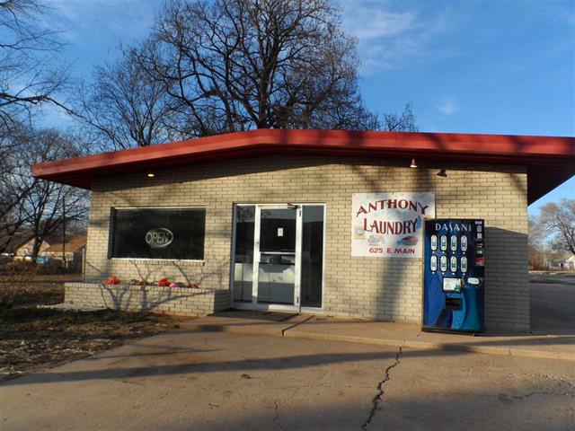 For Sale: 625 E Main St, Anthony KS