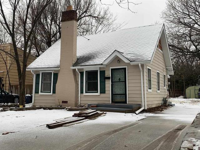 For Sale: 1415 N Vassar Ave, Wichita KS