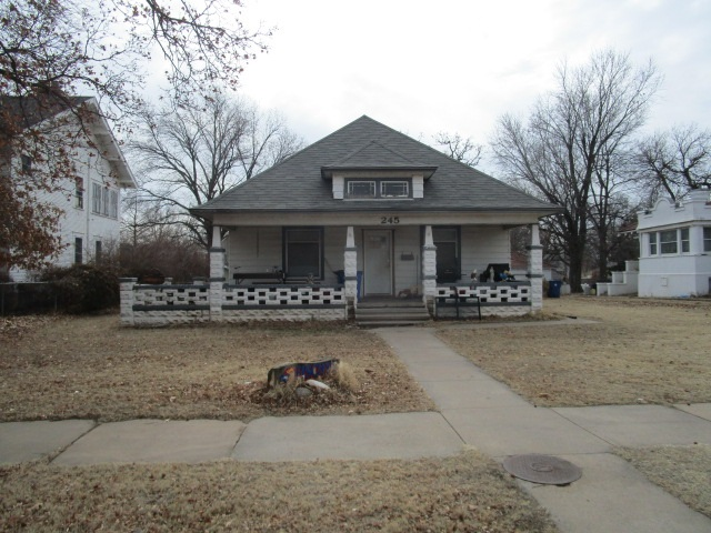 For Sale: 245 E C Avenue, Kingman KS