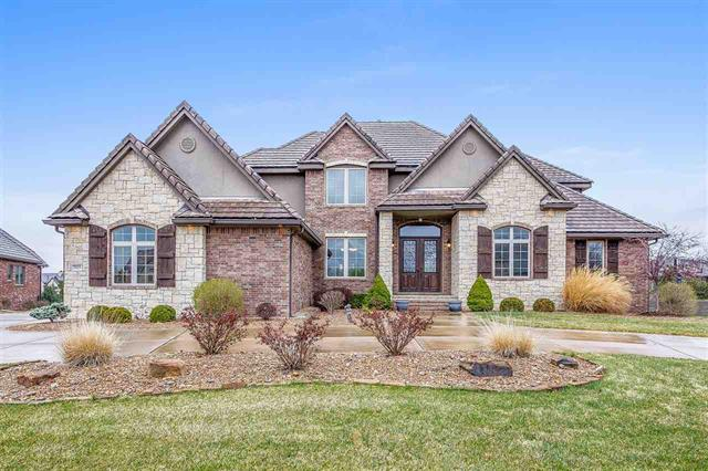 For Sale: 2029 N CLEAR CREEK CT, Wichita KS