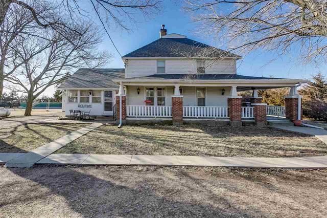 For Sale: 2625  20th St, Burns KS