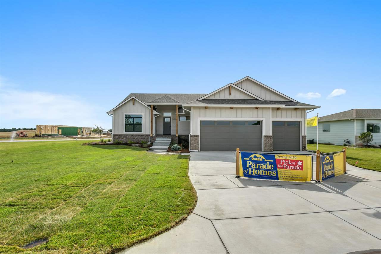 For Sale: 16205 Sheriac Ct., Wichita, KS, 67052,