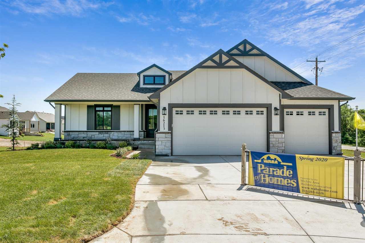 For Sale: 16213 Sheriac Ct., Wichita, KS, 67052,