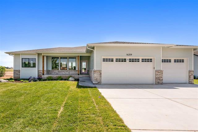 For Sale: 16209 W Sheriac Ct., Wichita KS