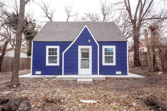 For Sale: 2107 W Irving, Wichita KS