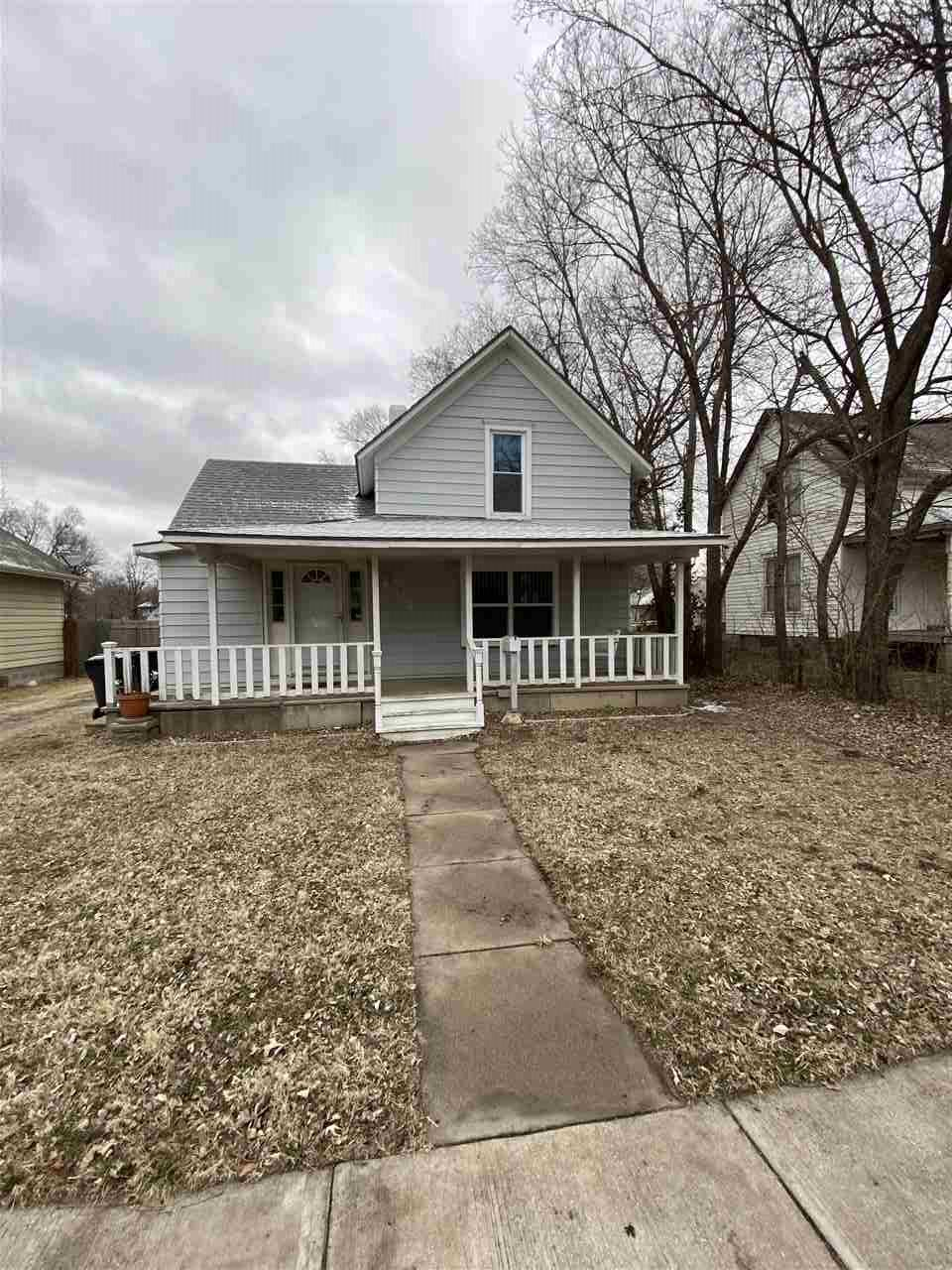 This quaint home has a lot of potential and the owner has already done many updates. New deck and good sized backyard makes it great for entertaining!
