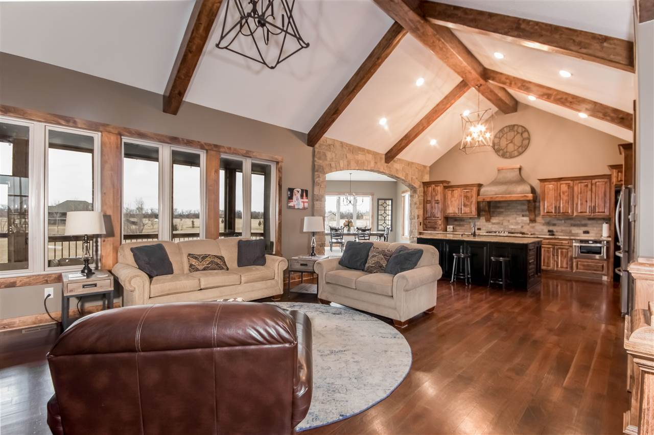 For Sale: 15401 E Foggy Creek Cir, Benton KS