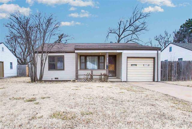 For Sale: 3061 S Fern Ave, Wichita KS