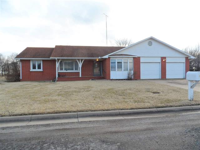For Sale: 619 W 17th St, Harper KS