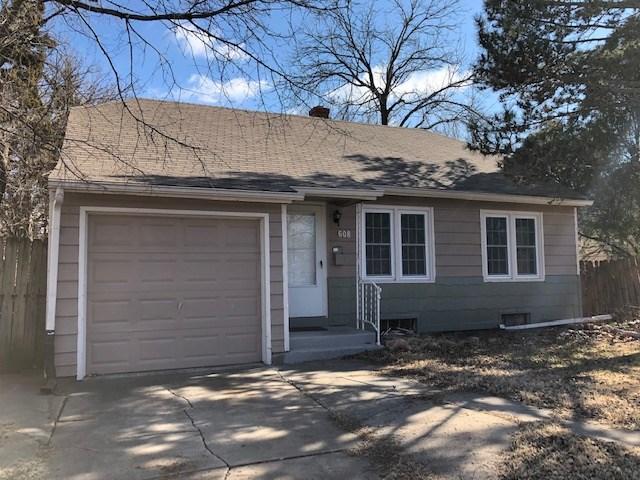 For Sale: 608 N RIDGEWOOD DR, Wichita KS