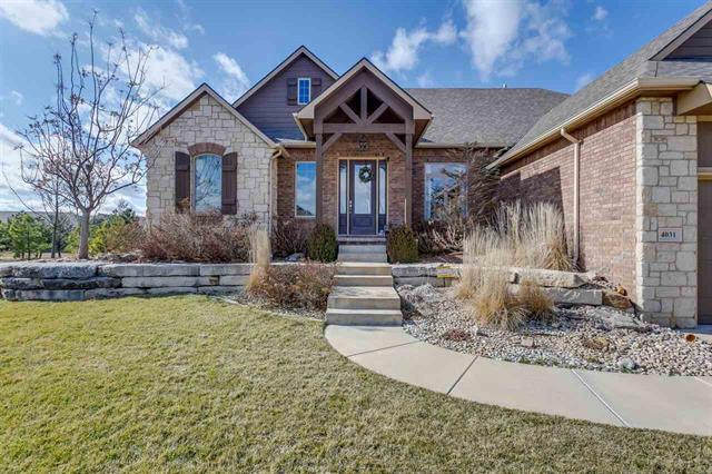 For Sale: 4031 N Fiddlers Cove St, Maize KS