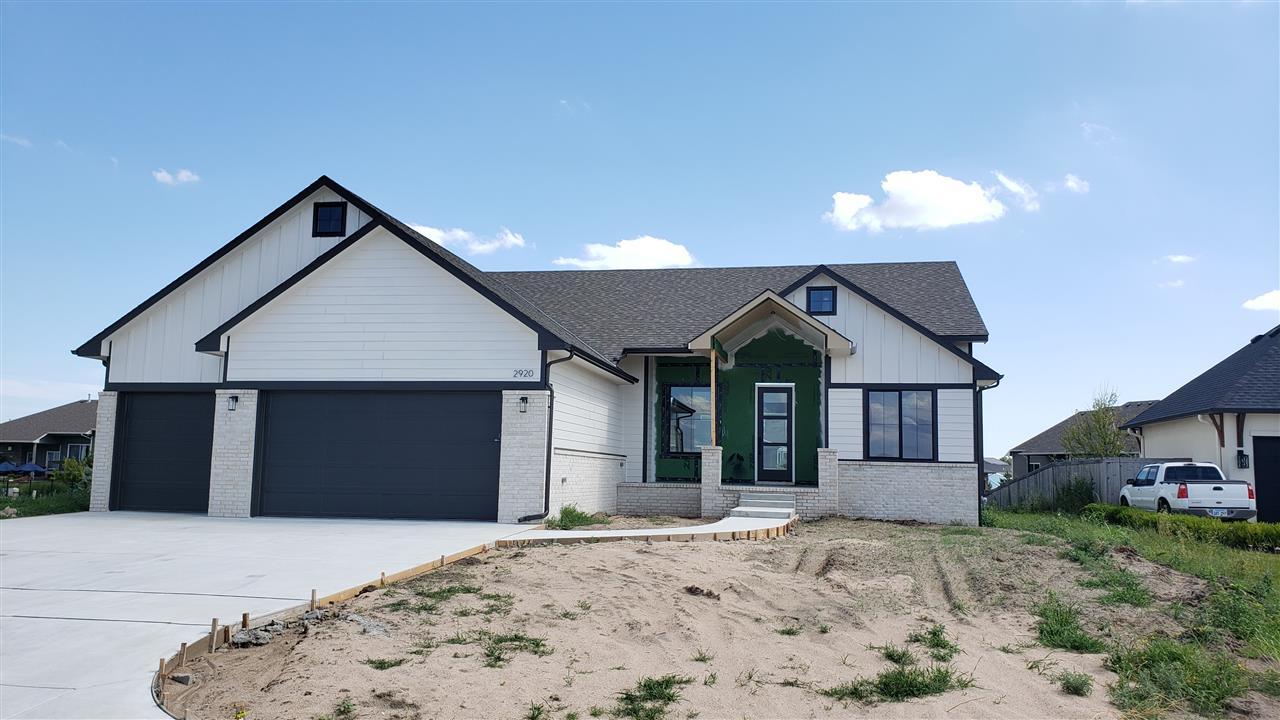 For Sale: 2920 Gulf Breeze Ct, Wichita, KS, 67205,