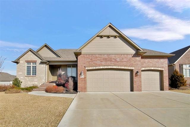 For Sale: 15212 E SUNDANCE ST, Wichita KS