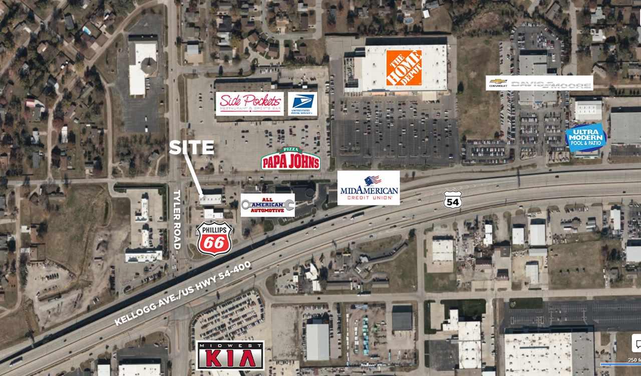 For Sale: 1212 S Tyler Rd, Wichita KS