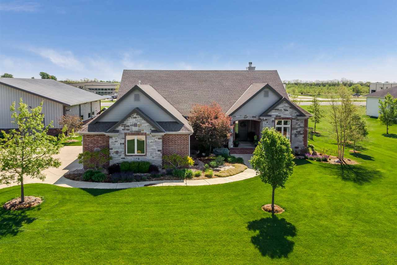 For Sale: 1320  LLOYD STEARMAN DR, Benton KS