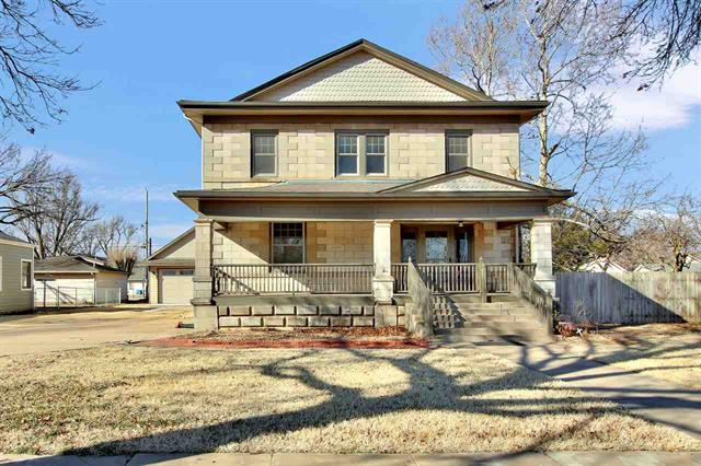 For Sale: 427 N Adams St, Cheney KS