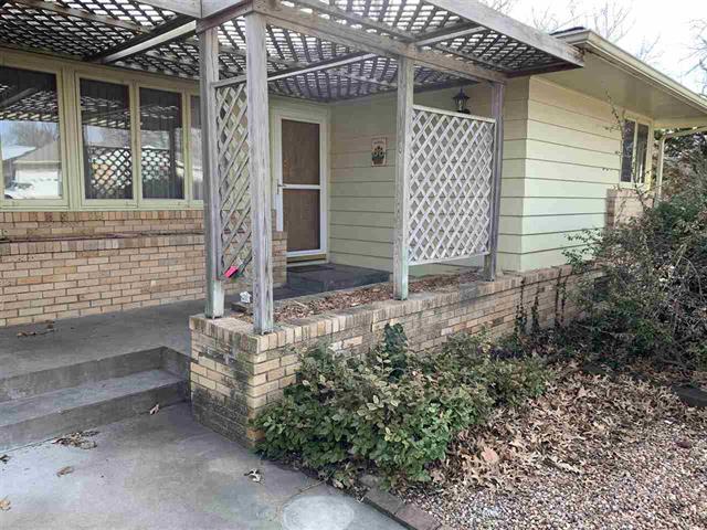 For Sale: 522 S Becker Ave, Moundridge KS
