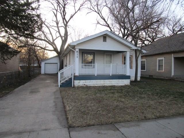 For Sale: 811 S Hiram St, Wichita KS