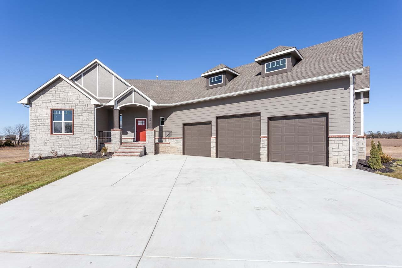 WOW! This home sits on just shy of a 1/2 acre lot. The  home is finished with 6 bedrooms, 4 bathroom