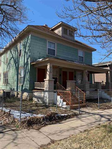 For Sale: 837 S Market St, Wichita KS