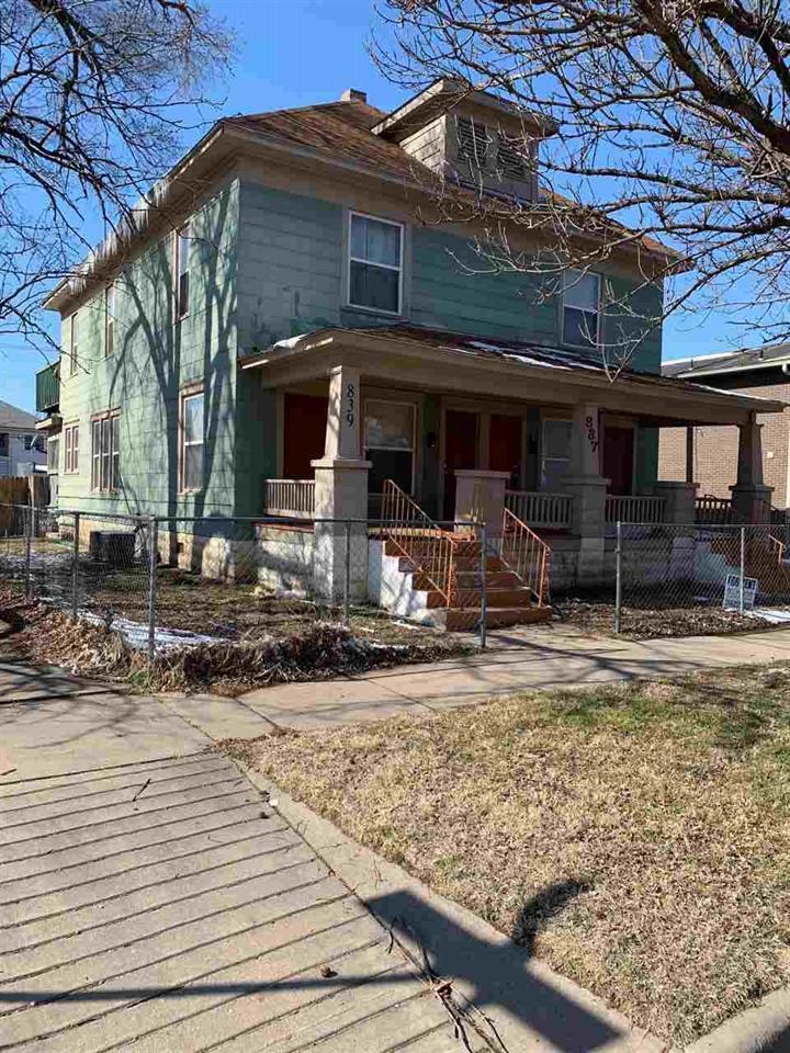 For Sale: 837 S Market St, Wichita KS