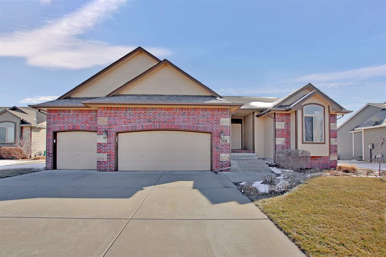 Open floor plan with 4 bedrooms, 3 full baths, 3 car garage and finished view out basement.  This wa