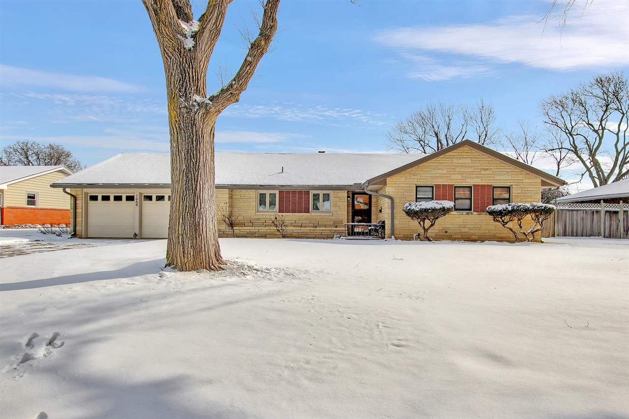 Welcome home to this spacious ranch style home perfect for a large family.  This home sits on an ext
