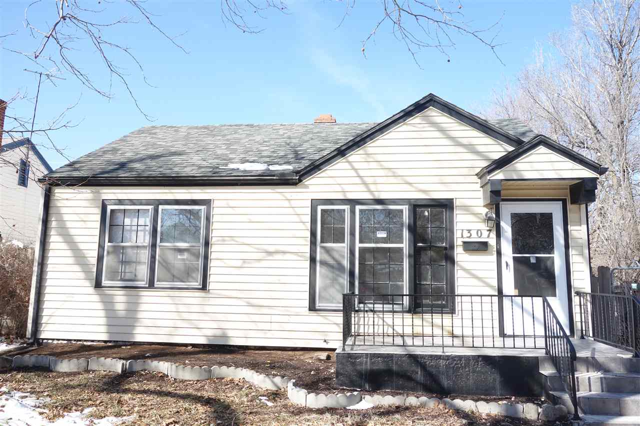 Adorable newly remodeled RANCH STYLE 2 bedroom and 1.5 bath home in NE of Wichita. Take a tour throu