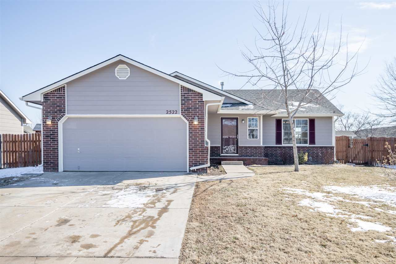 This one owner, 5 bed home, in the highly desired Maize school district, has NO SPECIALS and is read