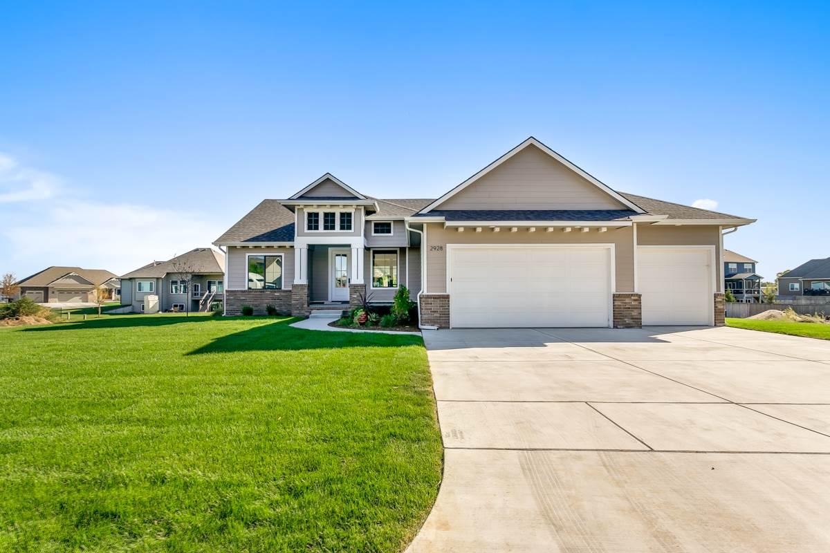 For Sale: 2928 Gulf Breeze Ct, Wichita, KS, 67205,