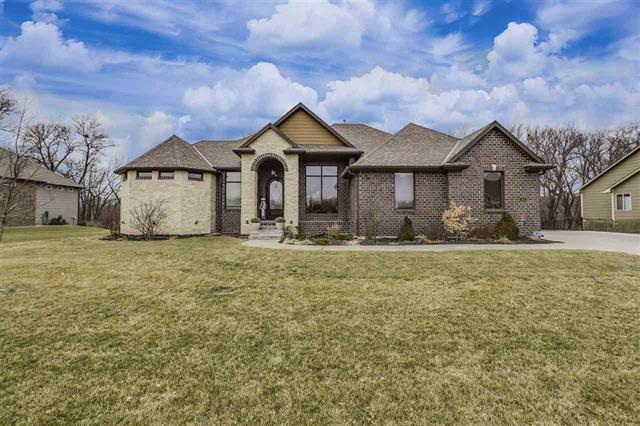 For Sale: 441 N Valley Creek Dr, Valley Center KS