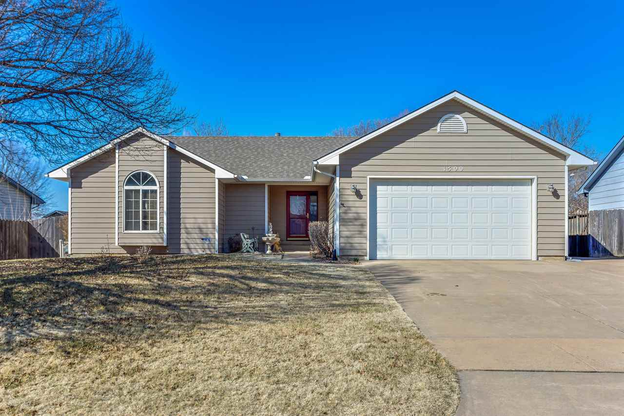 Welcome home to 1500 Loring Haysville, Ks. This wonderful family home is loaded with updates includi