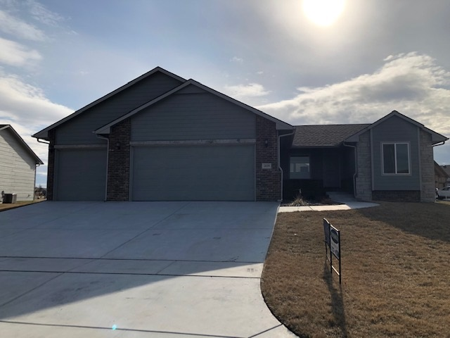 For Sale: 2029 S Wheatland St, Wichita KS