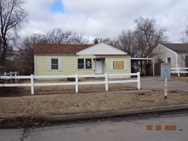 HomeSteps, A Unit of Freddie Mac offers this cozy 956 SF ranch having 2 bedrooms and 1 bath built ov