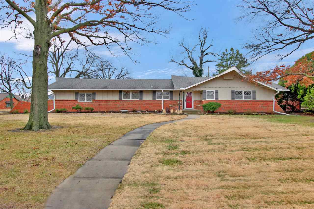 A beautiful corner lot upgraded home located in one of the most desirable areas of East Wichita clos