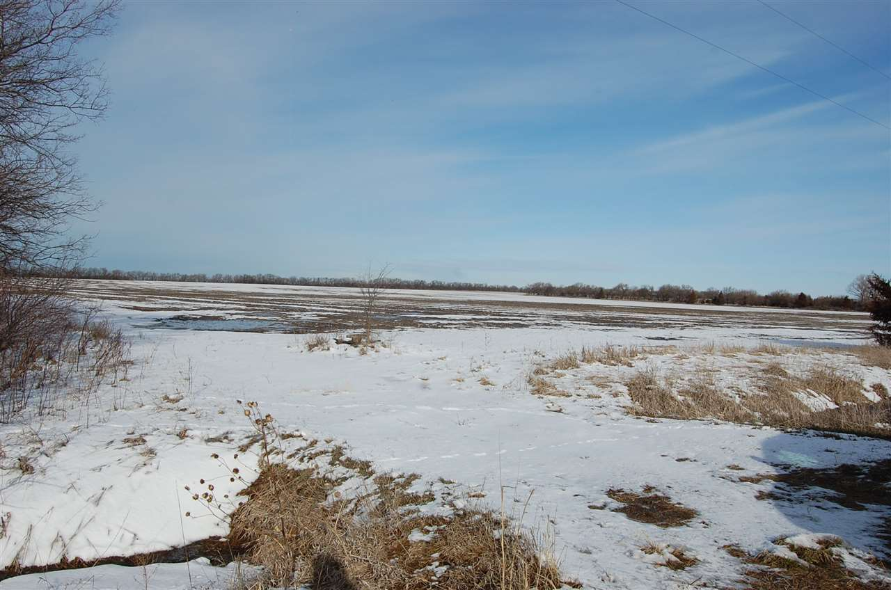 80+- acres of tillable, level farm land North of Walton.  Easy access off of Highway 50 and N Rock Road. Highly productive farmland with Ladysmith, Goessel and Irwin soils.  An additional 1.4+- acre of trees/pasture - great for bird hunting.  Current tenant/crop, Tenant rights apply. List agent related to seller.