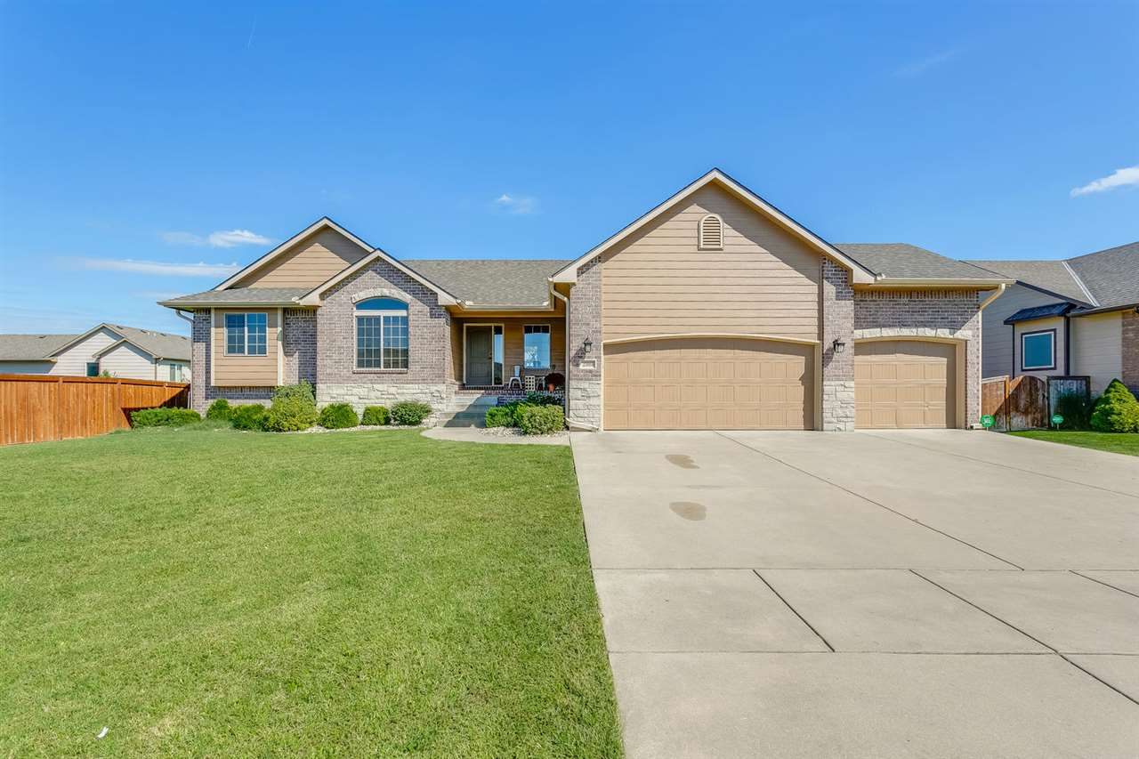 Charming move-in ready home in Monarch Landing with brand new roof and gutters. This 4 bedroom, 3 ba