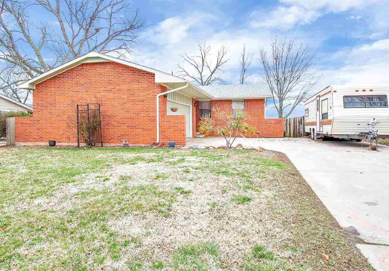 Feels like Country Living!  Just Open Fields Behind You, No Neighbors!  Wonderful Brick 3 Bedroom, 2