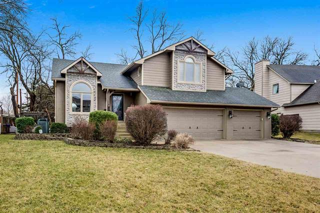 For Sale: 14501 E HAWTHORNE CT, Wichita KS