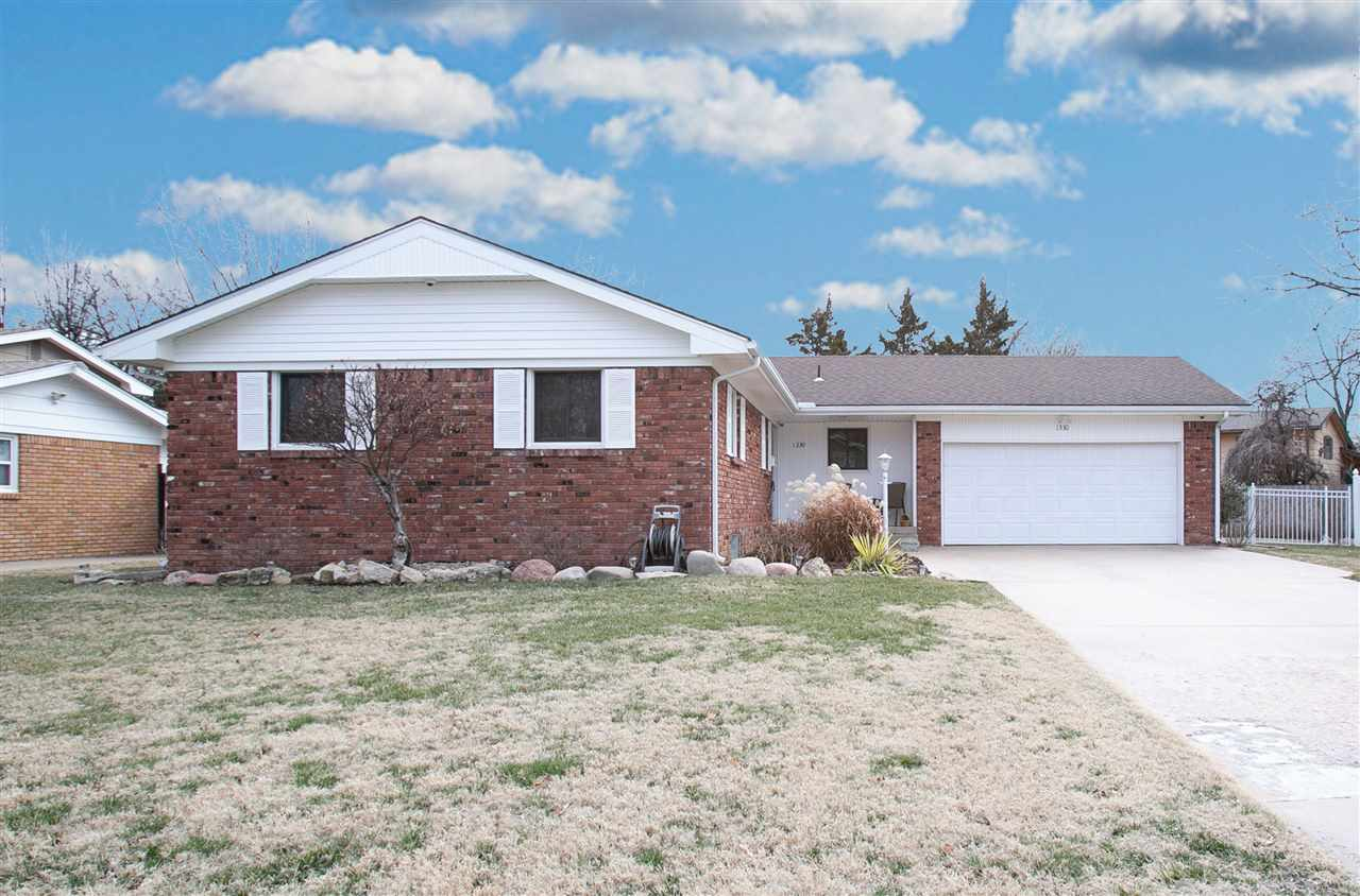 If you are looking for West Wichita and move in ready, you just found it! This home has been meticul