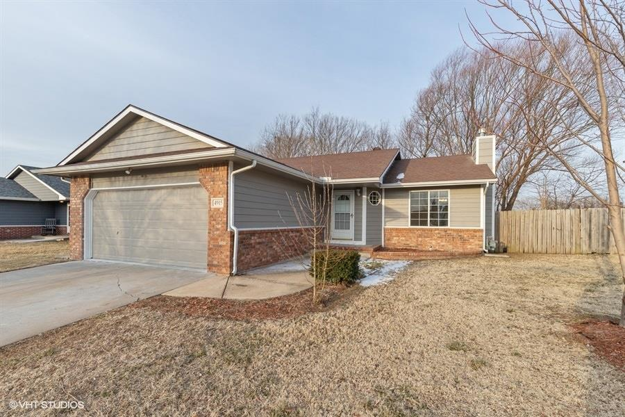4915 S Mount Carmel Ave, Wichita, KS, 67217