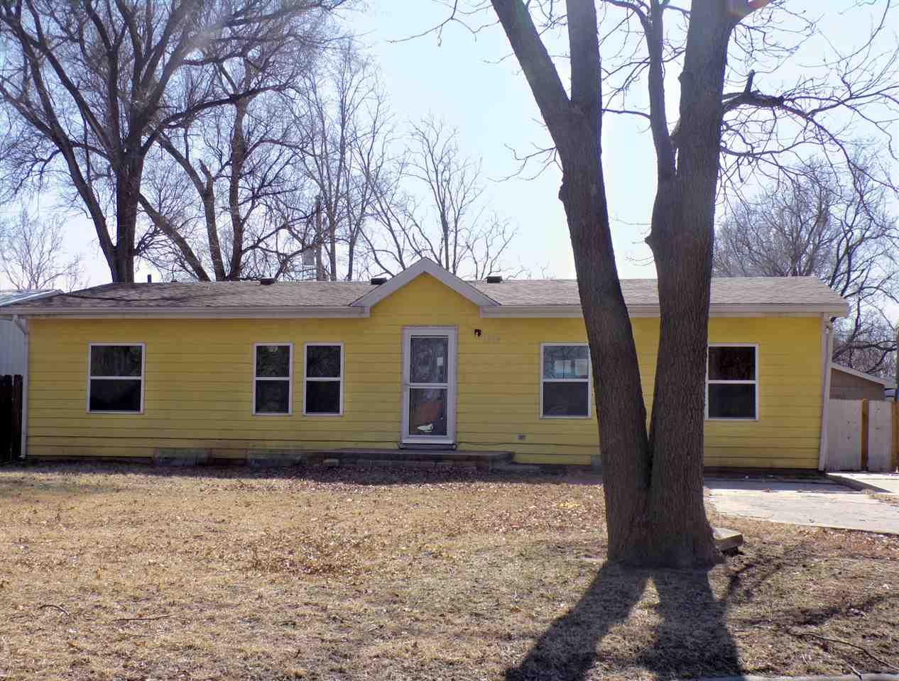 1329 E Kemper St, Wichita, KS, 67216