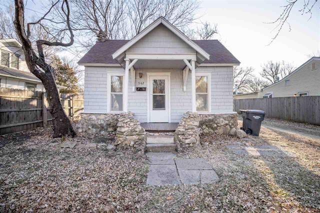 For Sale: 542 S Fountain St, Wichita KS